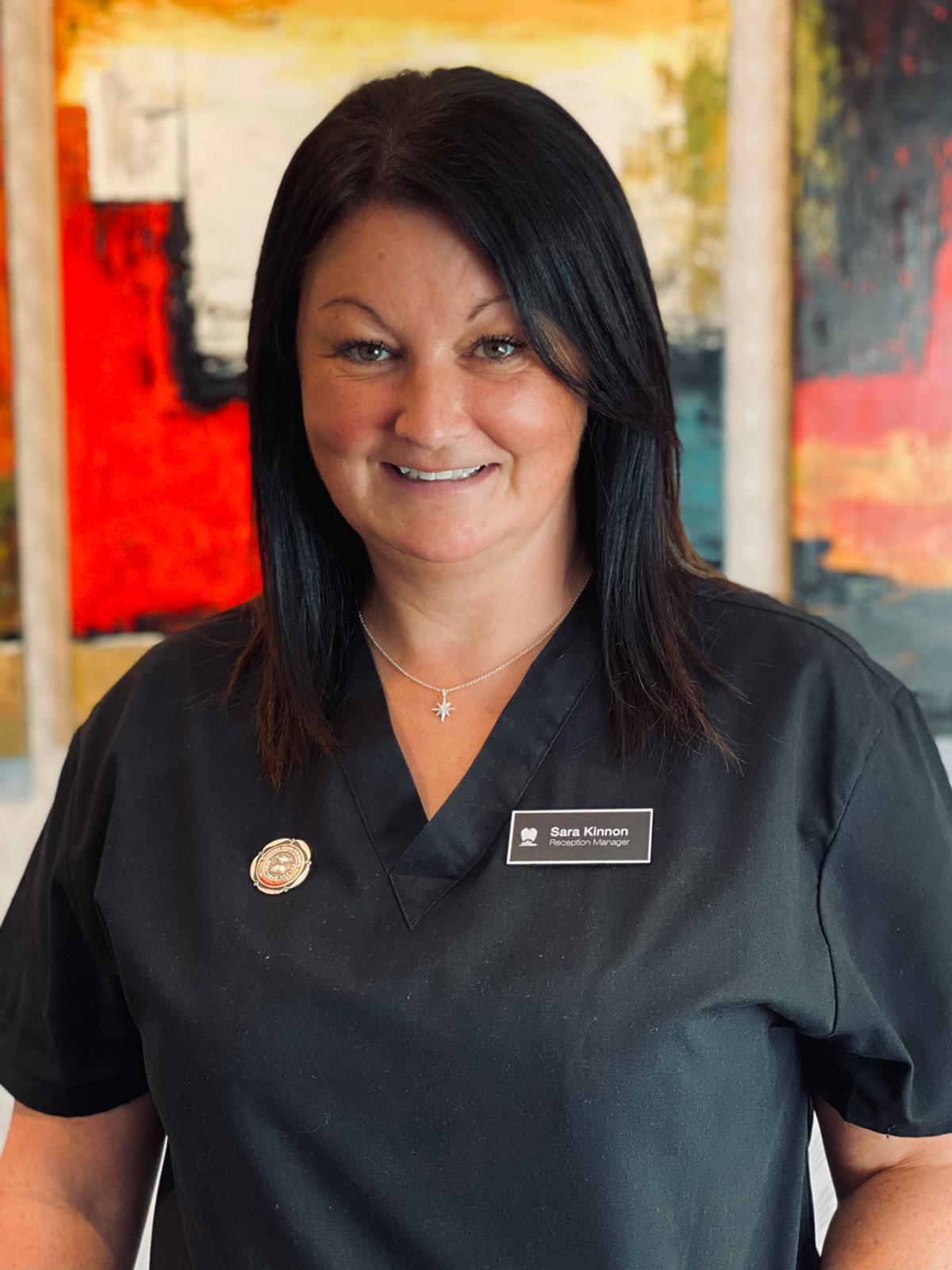 Sara Kinnon